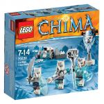 Lego 70230 - Legends of Chima : La tribu Ours des glaces
