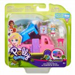 Mattel Véhicule Pollyville Polly Pocket