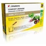Arkopharma Arkofluide - Confort urinaire, 20 ampoules