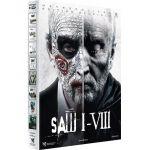 Saw : L'intégrale des 8 Films Inclus Jigsaw - Coffret
