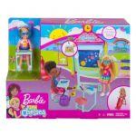 Mattel Barbie - Coffret Chelsea à l'école