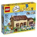 Lego 71006 - The Simpsons : La maison des Simpsons