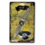 Yoopy Set pirate 5 accessoires