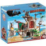 Playmobil 9243 - Dragons : Campement de l'île de Beurk