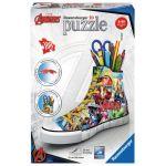 Ravensburger The Puzzle 3D Sneaker Marvel Avengers 108 Pièces, 12113