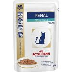 Royal Canin Renal Veterinary Diet - 12 sachets au thon pour chat