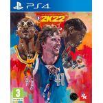 NBA 2K22 Edition 75ème Anniversaire [PS4]