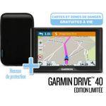 Garmin Drive 40 SE LM - GPS auto édition limitée
