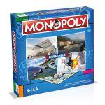 Winning Moves Jeu de société Monopoly Grenoble édition 2019