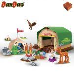 BanBao 6655 - Campement 226 pièces