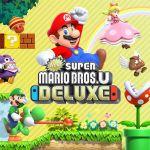 Jeu Switch New super mario bros U deluxe [Switch]