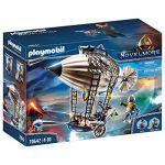 Playmobil Aérostat de Dario Novelmore 70642