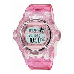 Casio Femme Baby-G Alarm Chronograph Watch BG-169R-4ER