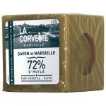 La Corvette Savon de Marseille Olive Ecocert sous film 500g