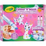 Crayola Color'N'Wash - Mes Animaux à Colorier - Emoji