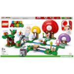 Lego Ensemble d'extension La chasse au trésor de Toad Super Mario 71360