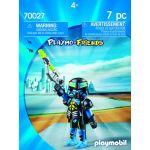 Playmobil 70027 - Agent de l'espace