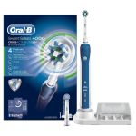 Oral-B SmartSeries 4000 CrossAction BT - Brosse à dents électrique