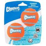 Chuckit Balle de tennis 2-PK M Ø 6,5cm
