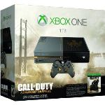 Microsoft Console Xbox One + Call of Duty : Advanced Warfare