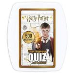 Winning Moves Quiz Harry Potter - Version française