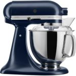 Kitchen Aid Robot patissier Kitchenaid KITCHENAID ARTISAN BLEU 4,8L - 5KSM175PSEIB