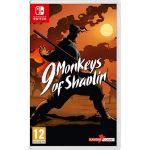 9 Monkeys of Shaolin (Nintendo Switch) [Switch]