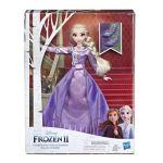 Hasbro La Reine des Neiges 2 : Poupée deluxe Anna ou Elsa