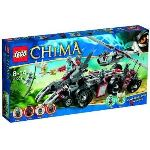 Lego 70009 - Legends of Chima : Le char de combat loup