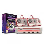 Just for Games Evercade VS Premium Pack Technos & Data East Arcade
