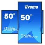 "iiyama 49.5"" LED - ProLite LH5052UHS-B1"