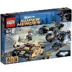 Lego 76001 - Super Heroes : The Bat vs. Bane - Tumbler Chase