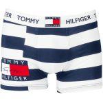 Tommy Hilfiger Boxer Tommy 85 Rayé Bleu - Taille M