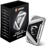 MSI Gaming Pont SLI HB - 2-Way M Silver