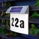 Esotec Système d'éclairage pour numéros de maison Vision