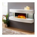 Chemin'Arte Lounge - Cheminée électrique design