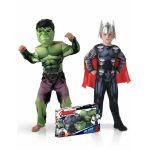 Rubie's Déguisements Avengers Hulk et Thor - Taille M