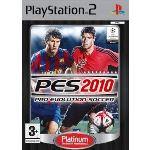 PES 2010 : Pro Evolution Soccer [PS2]