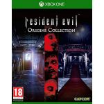 Resident Evil Origins Collection sur XBOX One