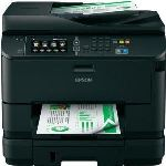 Epson WorkForce Pro WF-4640DTW - Imprimante multifonction A4 WiFi/Fax
