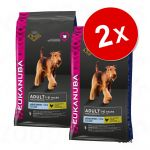 Eukanuba Croquettes pour chien Adult Weight Control moyenne race 15 kg