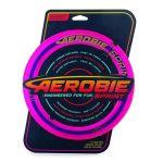 Spin Master Disque Flexible - Aerobie Sprint Ring - Jaune