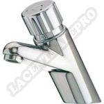 Presto 4000S - Mitigeur de lavabo - Bouton laiton chromé