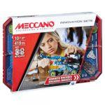 Meccano Kit d'inventions Set 7 Moteurs et Engrenages