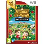 Animal Crossing : Let's Go to the City - Jeu seul [Wii]