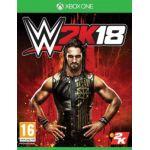 WWE 2K18 sur XBOX One