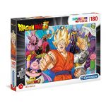 Clementoni Supercolor Puzzle-Dragon Ball-180 pièces, 29755, Multicolore