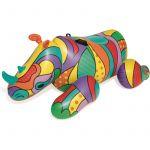 Bestway Chevauchable Fashion Pop Rhino - 201 x 102 cm