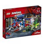 Lego 10754 - Juniors Super Heroes : Spider-Man contre Scorpion