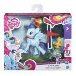 Hasbro Mon Petit Poney Rainbow Dash Magique Action Deluxe